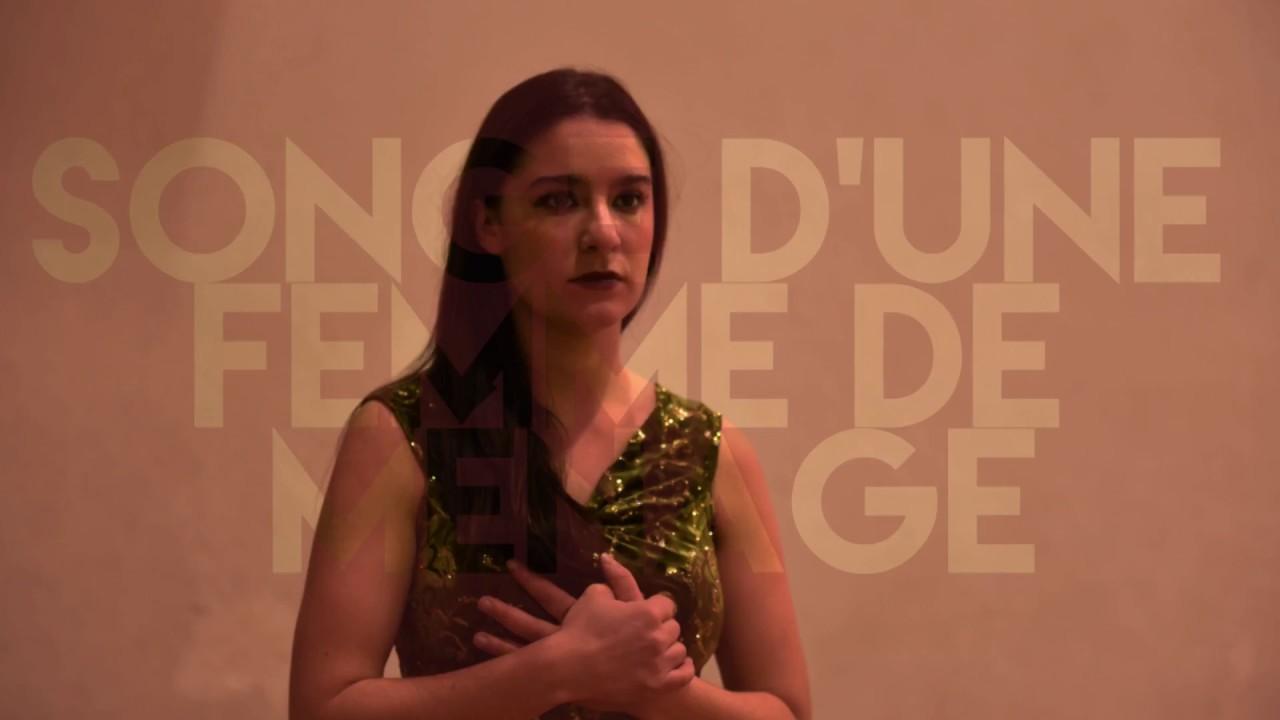 Off17 Le Songe D Une Femme De Menage Youtube