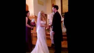 Matt and Lauren Greenwood's Wedding Vows Clip