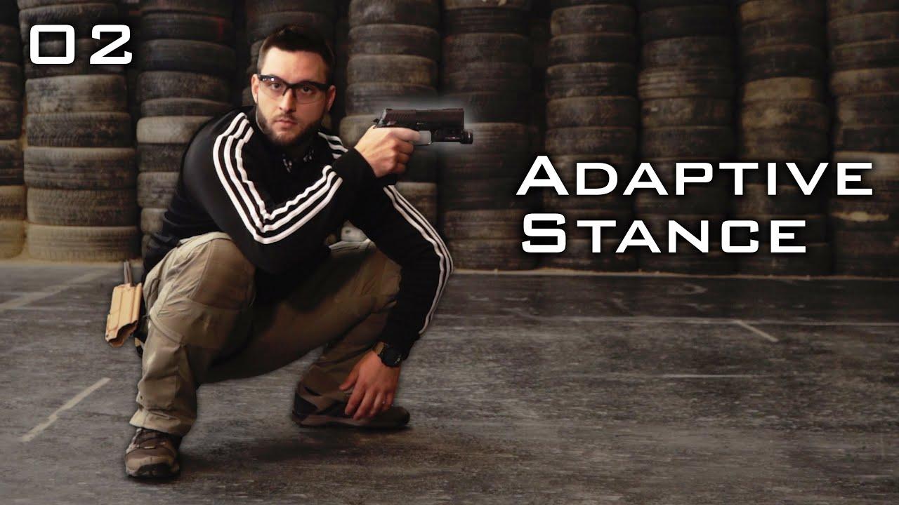 Slav Handgun Clinic 02 | Adaptive Stance