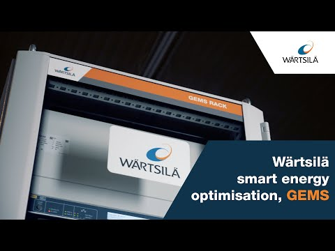 How Wärtsilä Can Conduct All Your Energy Assets and Keep Them In Tune (Full)