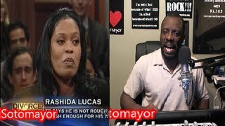 @TjSotomayor Ethers Black Woman From Divorce Court!  Instant Classic April 24