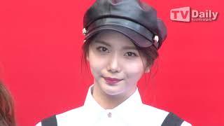 [TD영상] 이가은(Lee. Ga Eun)-허윤진(Hur Yun jin) '시선 사로잡는 비주얼과 패션'(헤라서울패션위크)