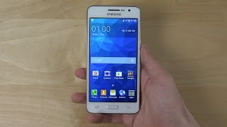 Samsung Galaxy Grand Prime - Unboxing 4K