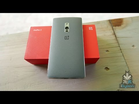 OnePlus 2 | Unboxing and Hands On Watch in 4K - iGyaan