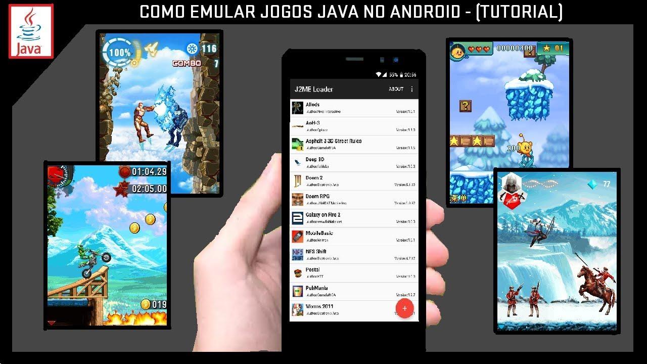 Download Como Emular Jogos Java no Android - (Tutorial Bem Explicado)