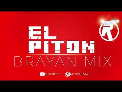 Brayan Mix - El Piton (Real Mix Inc)
