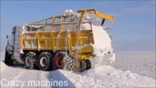 Подборка 2017 Невероятно Удивительные снегоуборочные Комбайны и Машины! Часть 3(Подпишись на канал больше подписок и лайков больше видео трактор гоша, трактора, трактор мультики, тракто..., 2017-01-14T19:37:02.000Z)