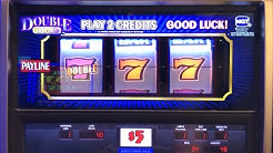 HIGH LIMIT OLD SCHOOL SLOTS: DOUBLE 3X 4X 5X TIMES PAY + DOUBLE GOLD SLOT PLAY!