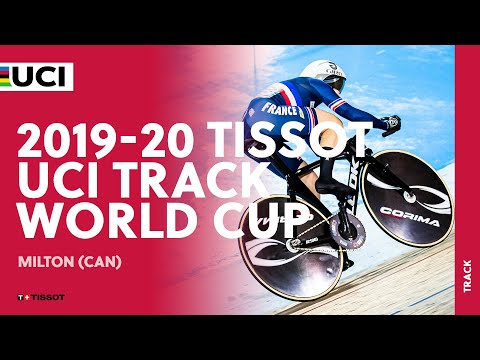 Best Moments - Milton | 2019/20 Tissot UCI Track World Cup