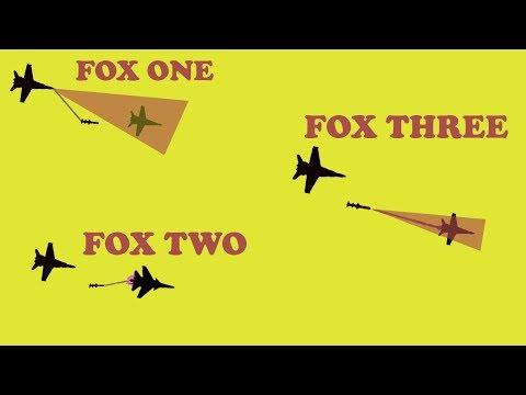 """DCS WORLD 2.5 - F14 DESCRIPCIÓN MISILES """"FOX ONE, FOX TWO & FOX THREE"""""""
