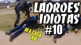 LADROES IDIOTAS #10 - LADROES QUE SE DERAM MAL/NARRADOS PELO GOOGLE TRADUTOR