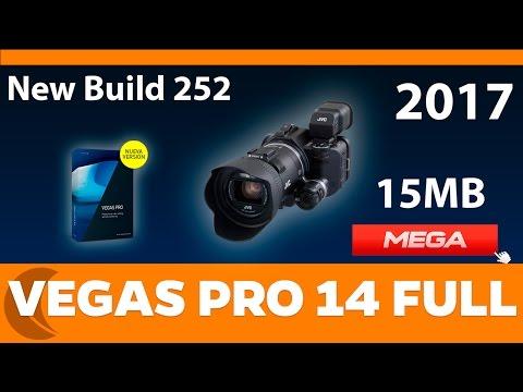 Descargar Instalar Sony Vegas Pro 14 Full Ultima Version Build 252 HD 2017