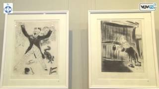 видео Музей Марка Шагала в Ницце. Часть 2.