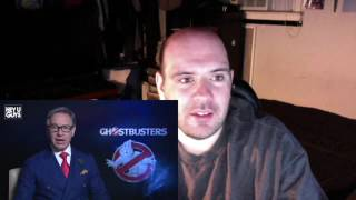 Reaction To Paul Feig Defending Ghostbusters 2016 Interview