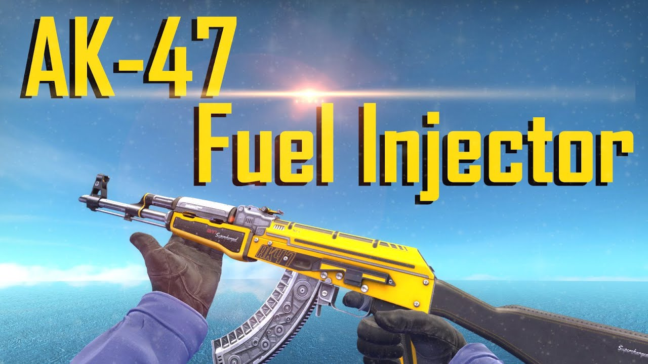 AK-47 | Fuel Injector | CS:GO Skin Spotlight
