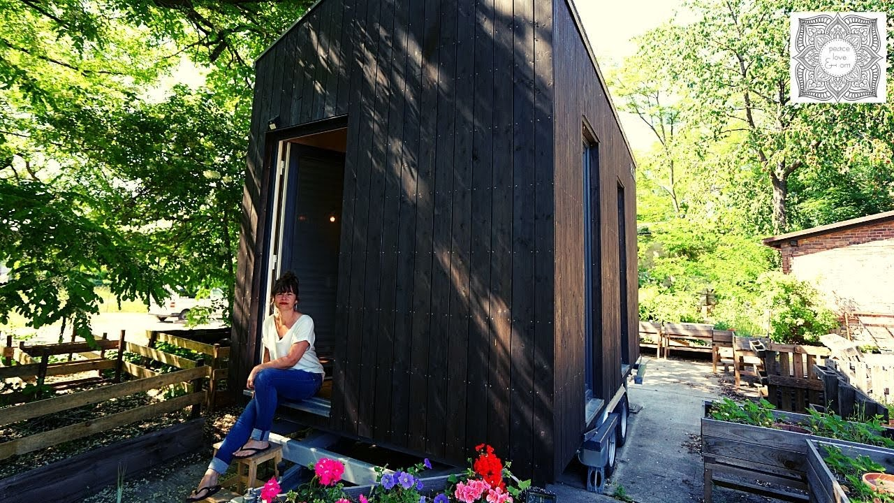 Legal ohne Baugenehmigung - 10 m²  Tiny House in Berlin