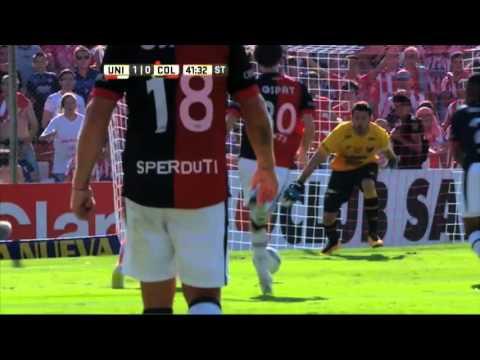 ¡Clásico Tatengue! Con gol del Lucas Gamba, Unión venció a Colón