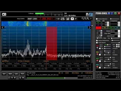 7259 95 kHz Radio Vanuatu Apr 21,2017 1913 UTC