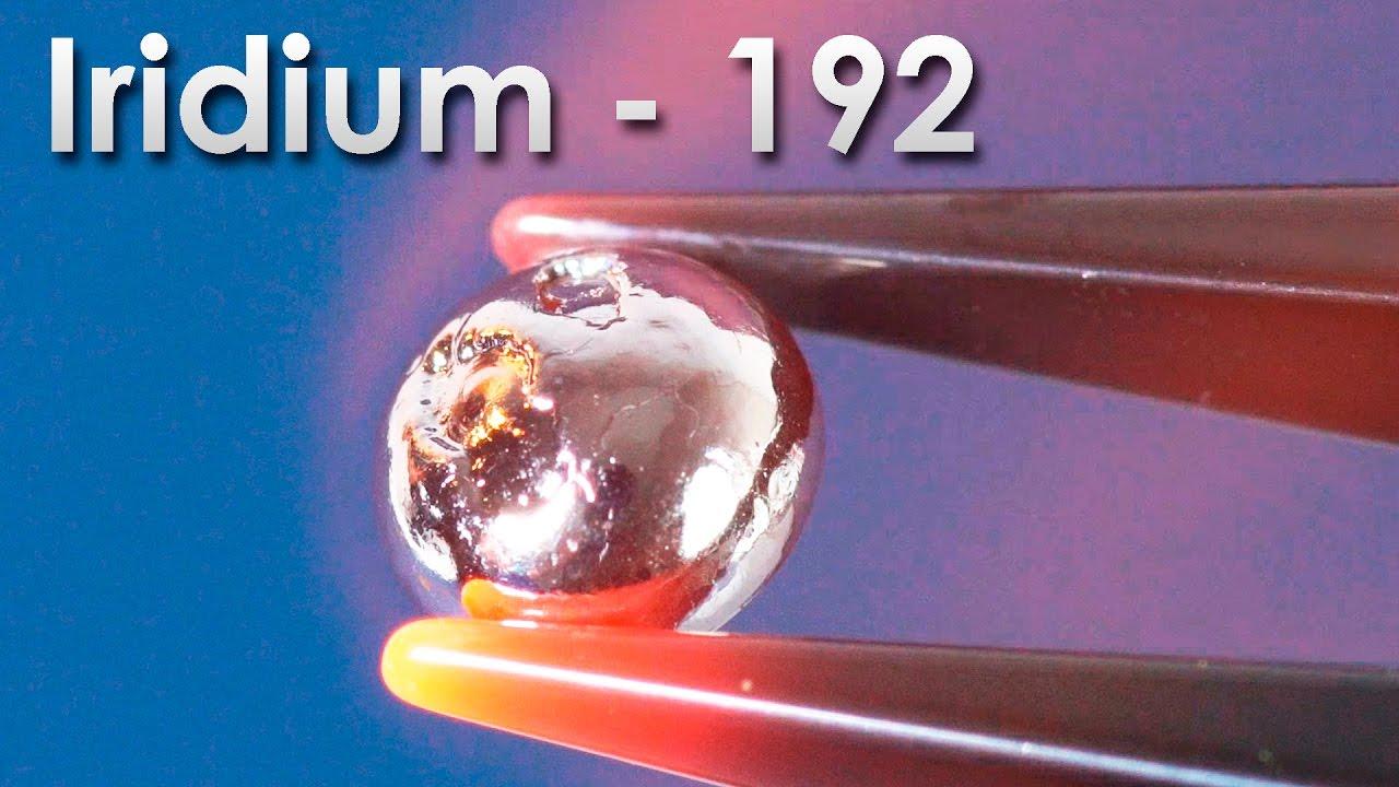 Iridium the most rare metal on earth youtube gamestrikefo Choice Image