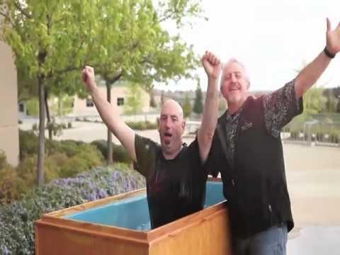 Rick Stedman Humorous Baptism Video