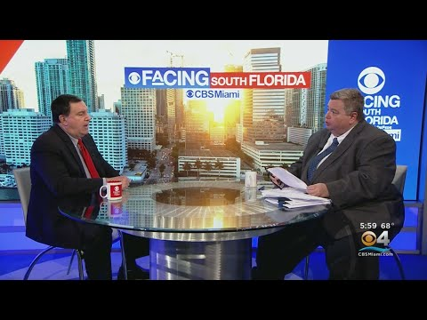 Interview With City Of Miami Commissioner Joe Carollo
