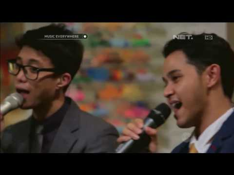 Yovie & Nuno - Merindu Lagi (Live at Music Everywhere) *