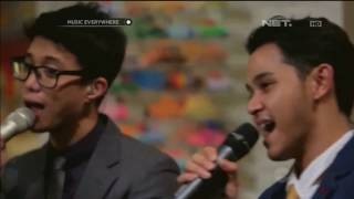 Video Yovie & Nuno - Merindu Lagi (Live at Music Everywhere) * download MP3, 3GP, MP4, WEBM, AVI, FLV Maret 2018
