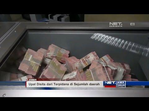 NET. JATIM - BANK INDONESIA MUSNAHKAN UANG PALSU SENILAI 12 MILIAR