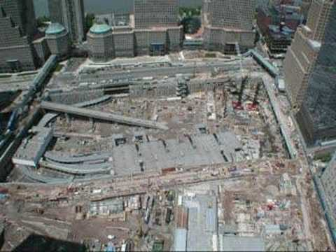 World trade center construction freedom tower youtube gumiabroncs Gallery