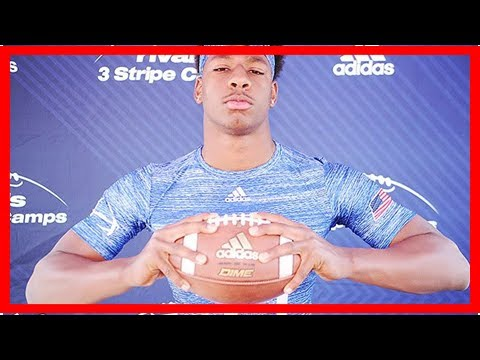 Breaking News | Manual Running Back Adian Robbins Honored To Be Priority Recruit For UK