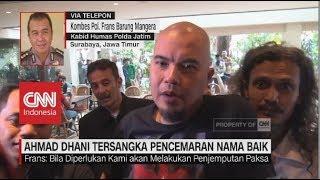 Video Ahmad Dhani Jadi Tersangka Kasus Pencemaran Nama Baik download MP3, 3GP, MP4, WEBM, AVI, FLV Oktober 2018