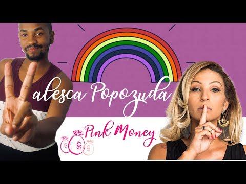 Pink Money Valesca Popozuda e Agustin Fernandez -  Resposta ao Caio Bergantine