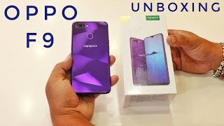 Download Video Oppo F9 Unboxing Purple Edition MP3 3GP MP4