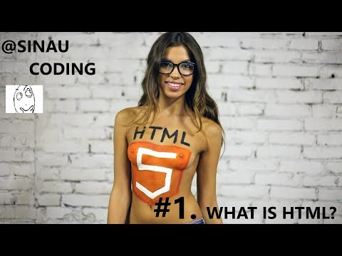 1. Apa Itu HTML [Tutorial HTML5 BASIC]