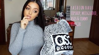 CLOTHES SHOPPING HAUL 2017: TOPSHOP, MISSGUIDED, ASOS & TOMMY HILFIGER | PERSIANBUNNY