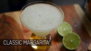 Classic Margarita | Cocktail Recipe
