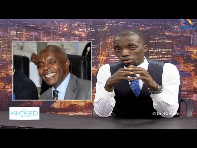 Governor Kibwana on being forced to run for president - The Wicked Edition 104