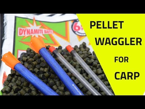 PELLET WAGGLER For CARP - Top 5 Tips For MORE CARP!- Rob Wootton