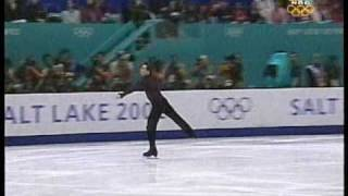 Michael Weiss (USA) - 2002 Salt Lake City, Men