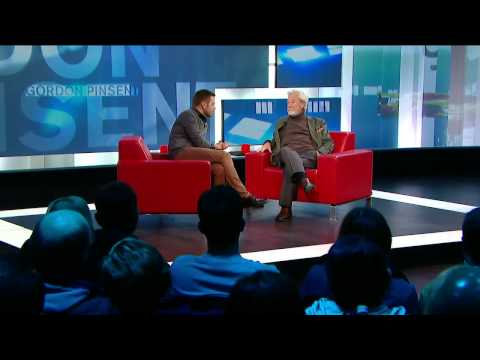 Gordon Pinsent on George Stroumboulopoulos Tonight: