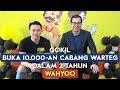 - Buka 10.000 Cabang Warteg Dalam 2 Tahun | Wahyoo | Coach Yudi | Peter Shearer