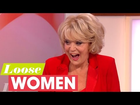 Sherrie Hewson On Receiving Graphic Snaps When Online Dating | Loose Women