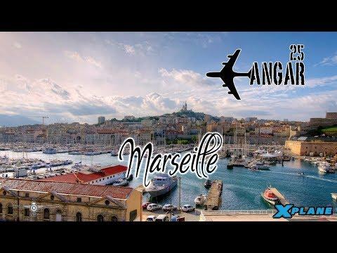 X-Plane 11| NEW FLIGHT SIMULATOR 2018 | A320 AIR PORTUGAL | LISBOA → MARSEILLE | HANGAR_25