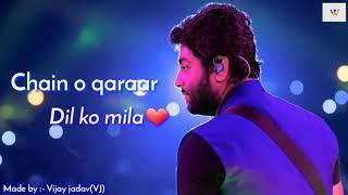 jab se juda tujhse jiya layric arijit Singh song...😍