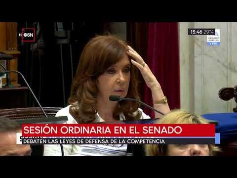 Cruce entre Cristina Kirchner y Gabriela Michetti
