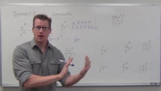 The Quotient Rule for Exponents (TTP Video 73)