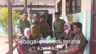 Lagu Perjuangan / Lagu Wajib - Hymne guru ( Lirik ) ( SMA N 1 DEMAK )