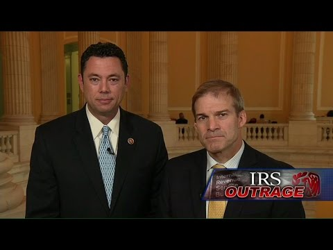 Chaffetz and Jordan on Why They Want IRS Commissioner Impeached