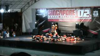 The Zoo Thailand (Singapore Dance Delight Vol. 2 Finals)