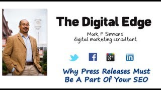 The Digital Edge: Why Press Releases Must Be Part Of Your SEO Strategy (Quick Tip)